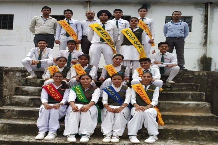 Gyansthali Public School-Investiture Ceremony