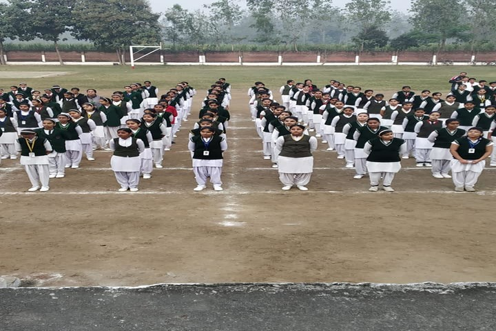 Gyansthali Public School-Morning Assembly