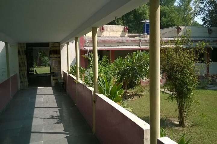 H A L Vidyalaya-Campus-View entrance view