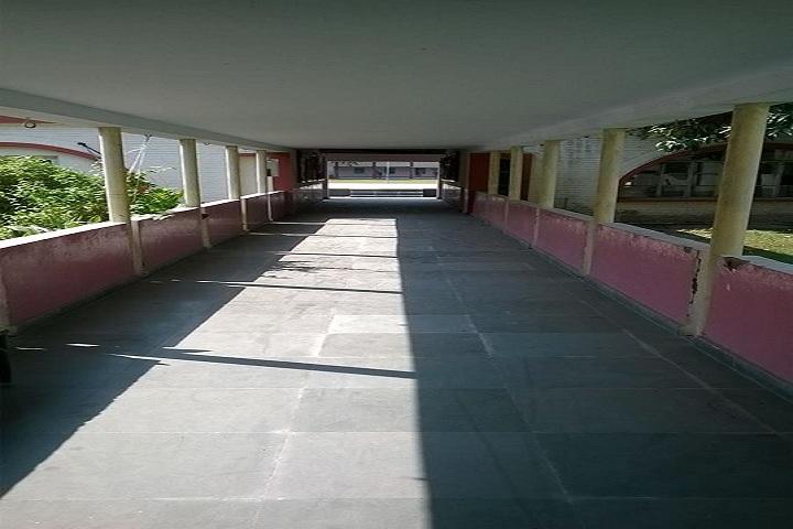 H A L Vidyalaya-Campus-View inside