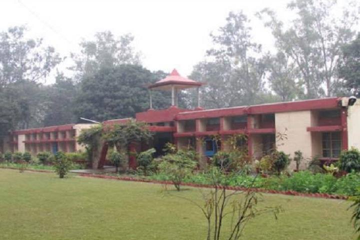 H A L Vidyalaya-Campus-View