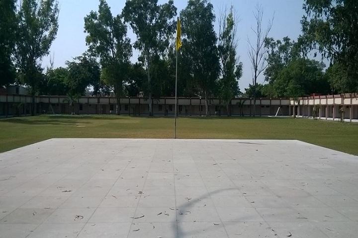 H A L Vidyalaya-Sports playground