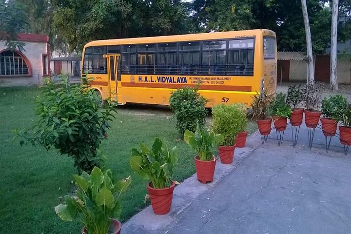 H A L Vidyalaya-Transport