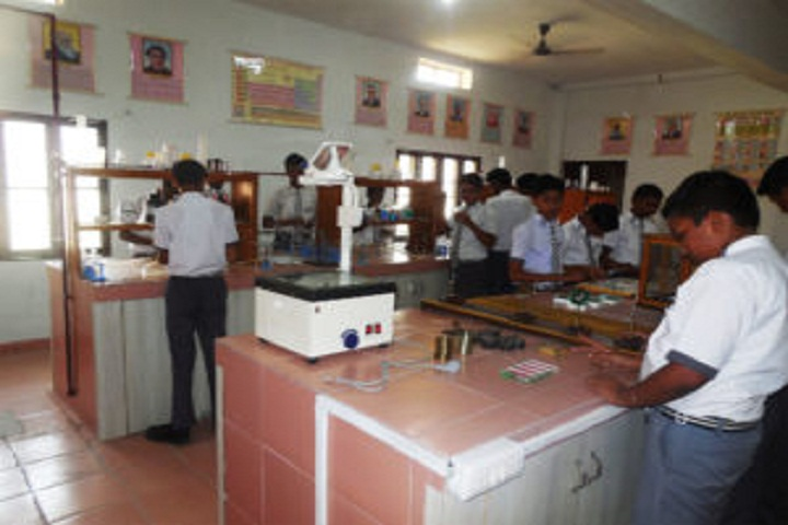 H P Defence Academy-Chemistry Lab