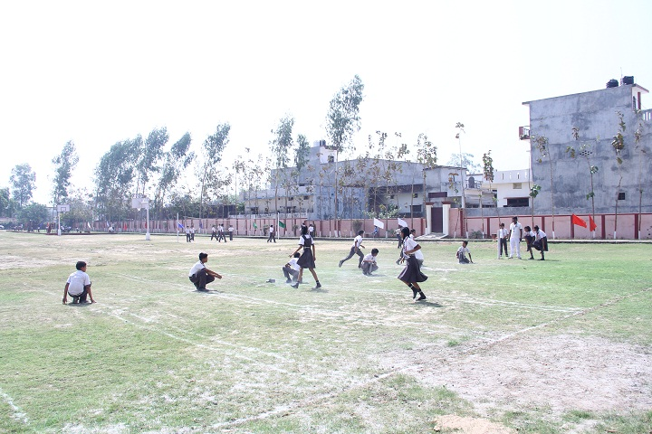 H P Defence Academy-Play Ground
