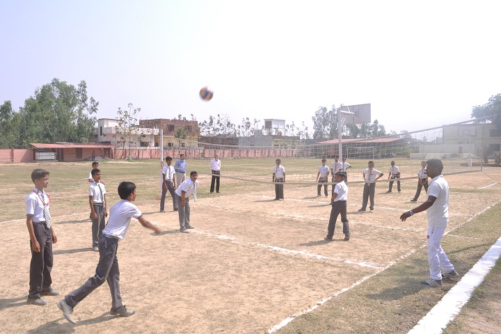 H P Defence Academy-Sports