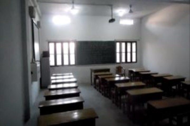 H P Defence Academy-A V Room