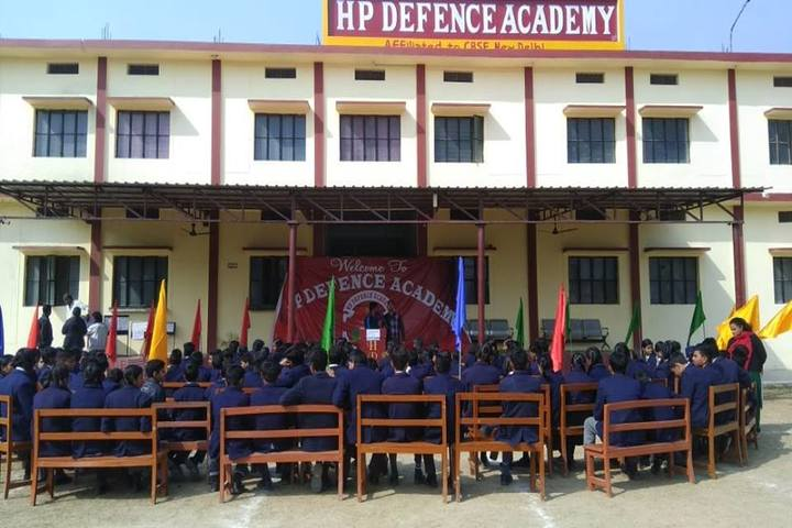 H P Defence Academy-Investiture Ceremony