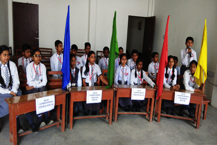 H P Defence Academy-Quiz Competition