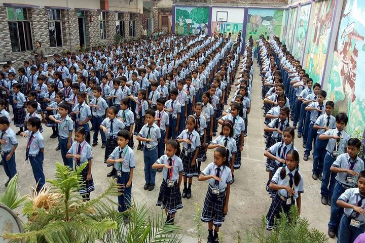Sky Vision Public School-Assembly
