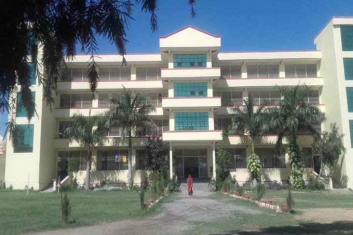 H N Memorial Girls Inter College-School Building