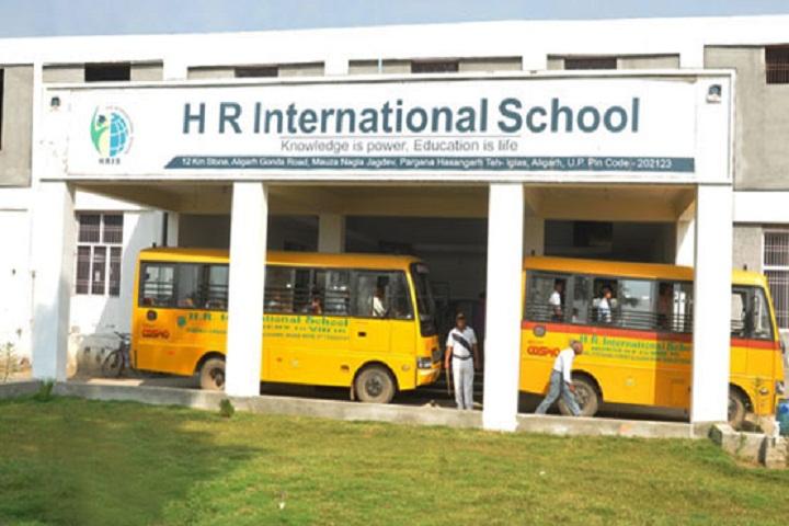 H R International School-Campus