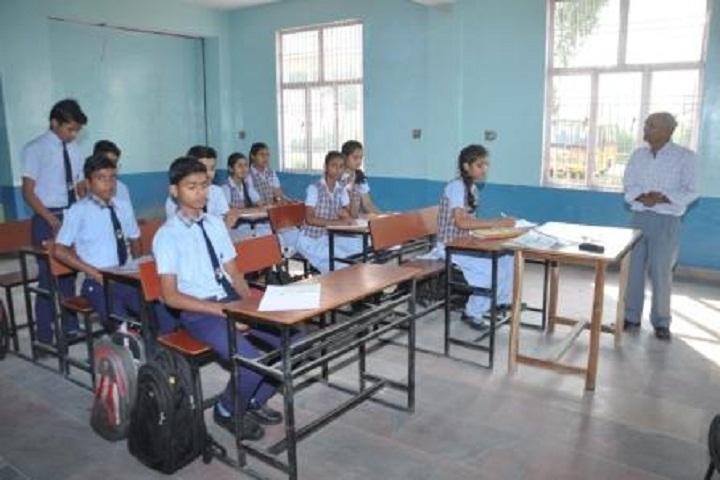H R International School-Class
