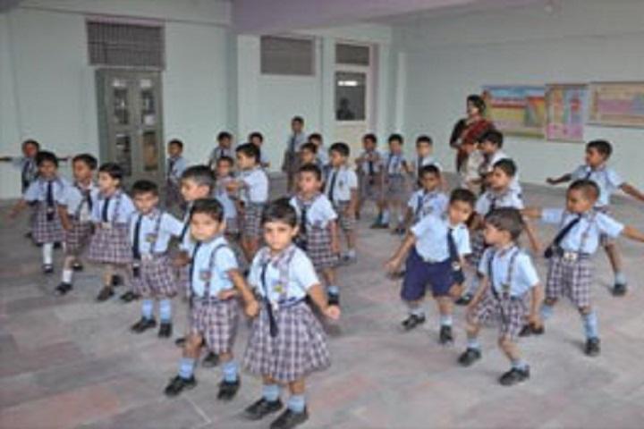 H R International School-Dance-Room