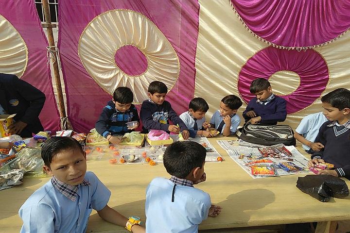 H R International School-Events