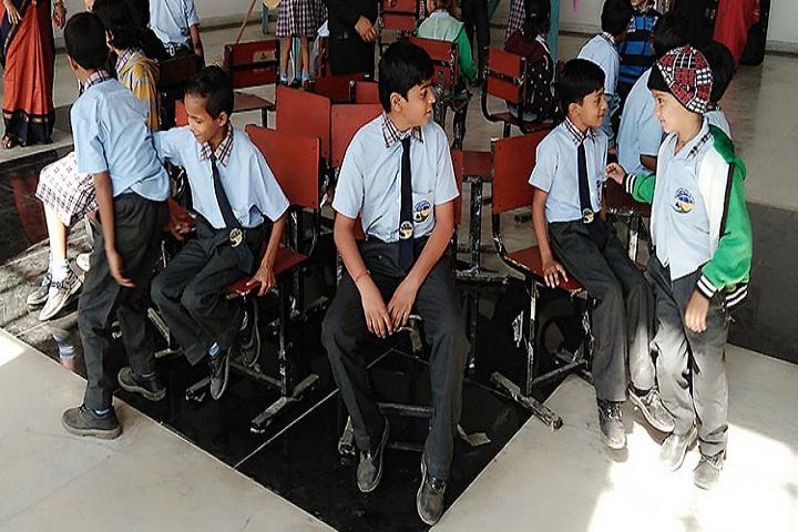 H R International School-Indoor-Games