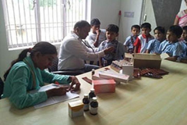 H R International School-Medical