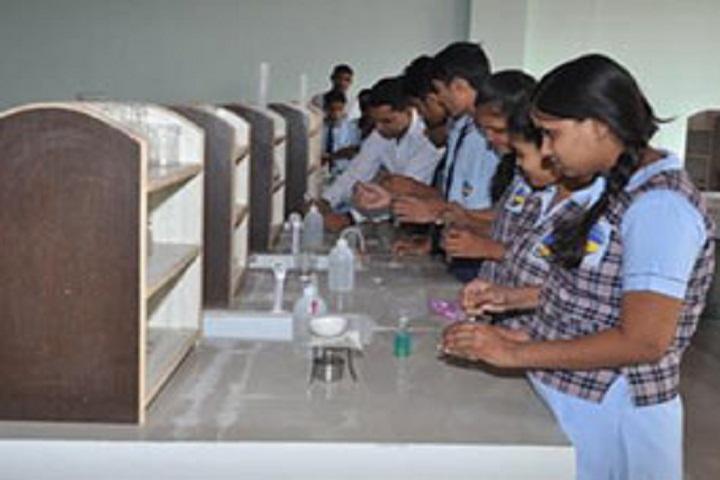 H R International School-Science-Lab
