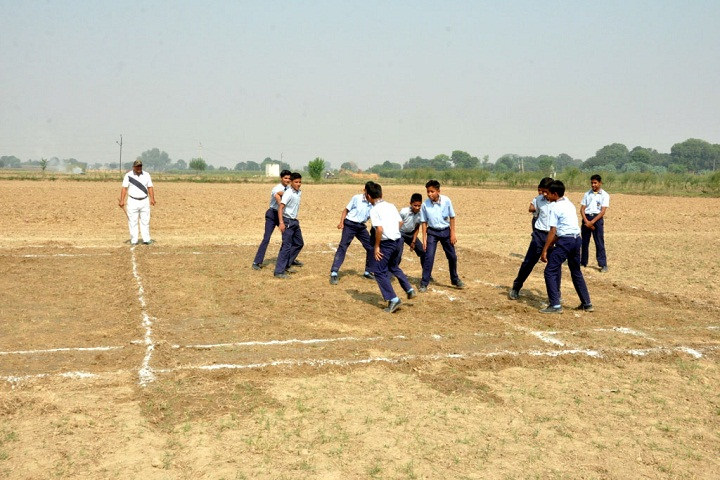 H R International School-Sports