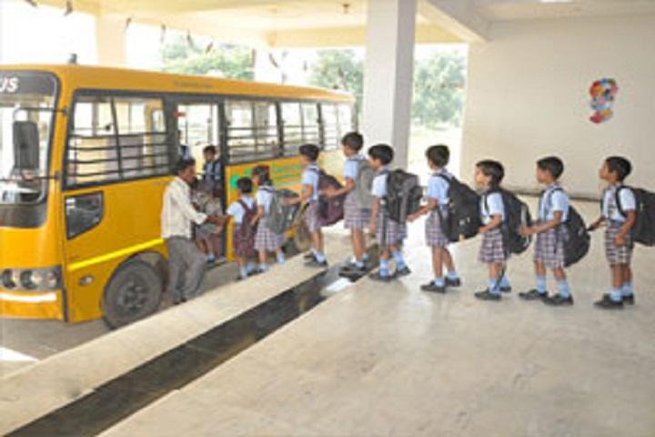 H R International School-Transport