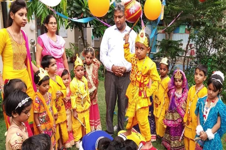 H.S. Public School-Events celebration