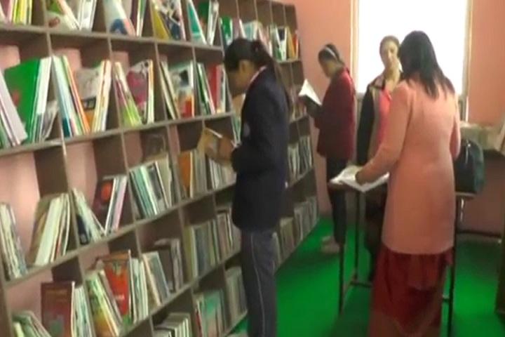 H.S. Public School-Library