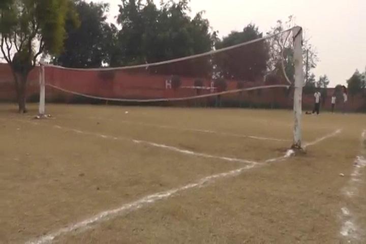 H.S. Public School-Sports playground