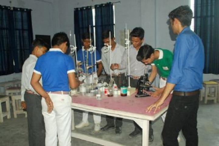 Hans Green Field Public School-Chemistry Lab