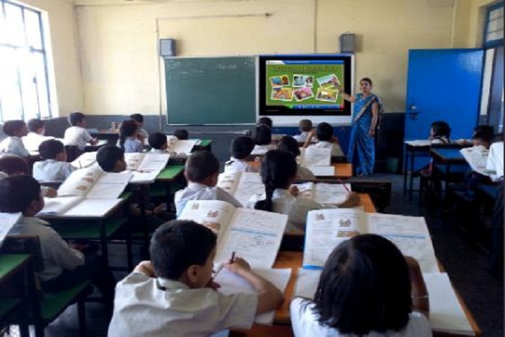 Hans Green Field Public School-Classroom