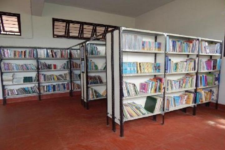 Hans Green Field Public School-Library