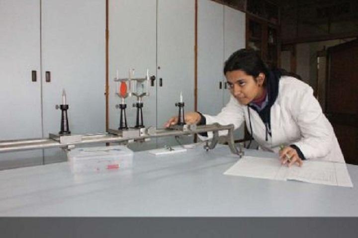 Hans Green Field Public School-Physics Lab