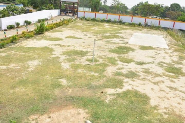 Hans Green Field Public School-Play Ground
