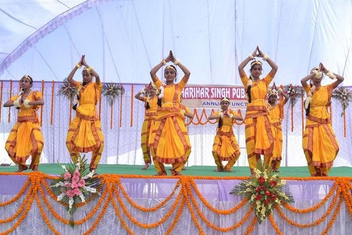 Harihar Singh Public School-Cultural Fest