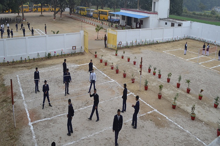 Harihar Singh Public School-Play Ground
