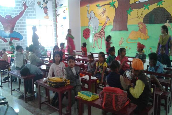 Hari Maya International School-Classroom