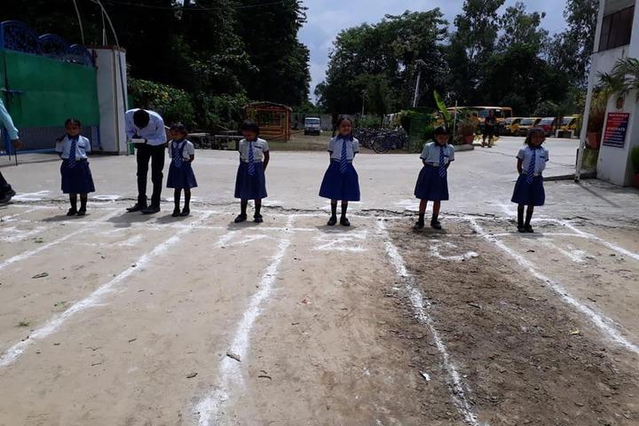 Hari Maya International School-Play Ground
