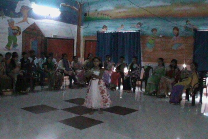 Hari Maya International School-Teachers Day