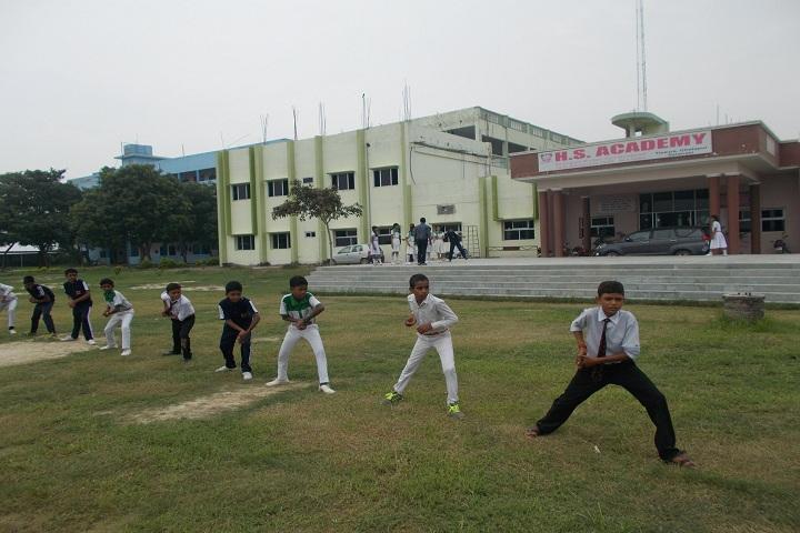 Harihar Singh Academy-Campus-View
