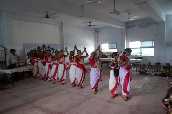 Harihar Singh Academy-Events dance