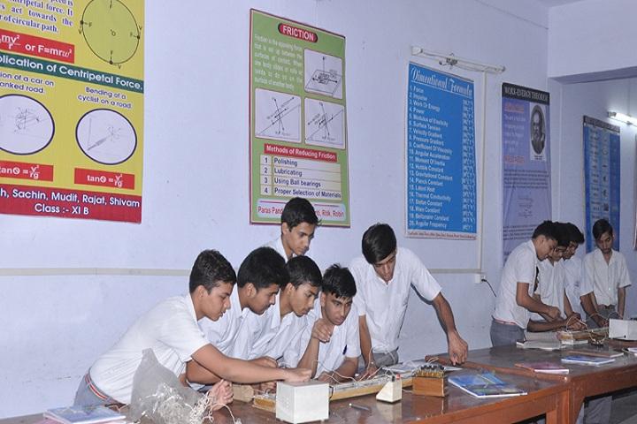 Harmilap Mission School-Laboratory physics