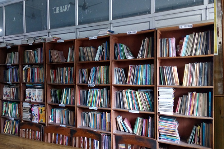 Harmilap Mission School-Library