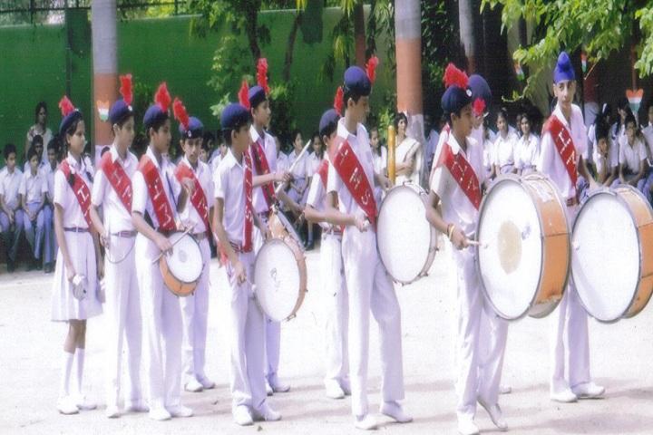 Harmilap Mission School-Band Troop