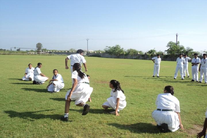 Harmilap Mission School-Sports kho kho