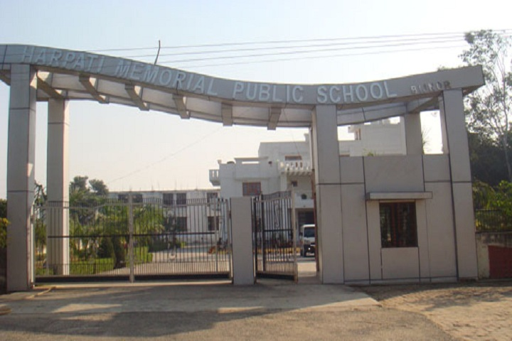 Harpati Memorial Public School-Campus-View