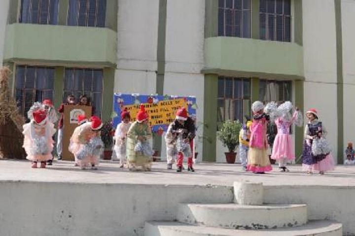 Harpati Memorial Public School-Events christmas programme