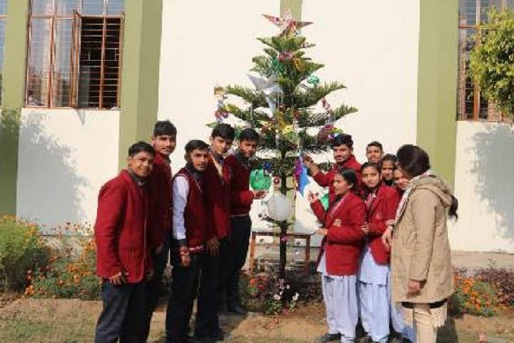 Harpati Memorial Public School-Events christmas