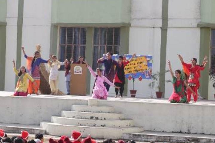 Harpati Memorial Public School-Events