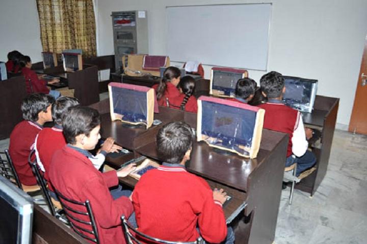 Harpati Memorial Public School-IT-Lab
