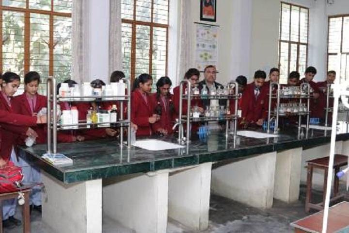 Harpati Memorial Public School-Laboratory chemistry