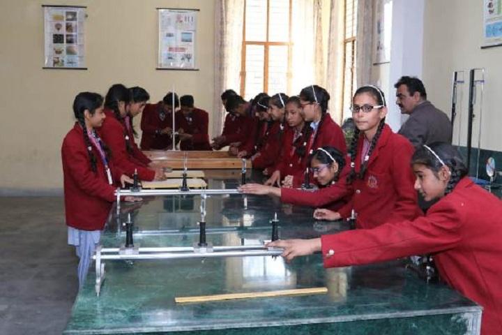Harpati Memorial Public School-Laboratory physics